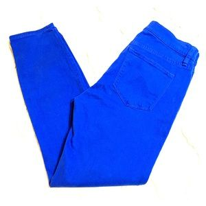 J Crew Lookout High rise Skinny 27